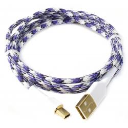 Hyperfuse USB Cable - Plasma Purple