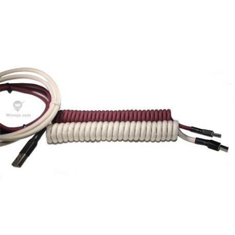Winnja Custom GMK Plum Cables