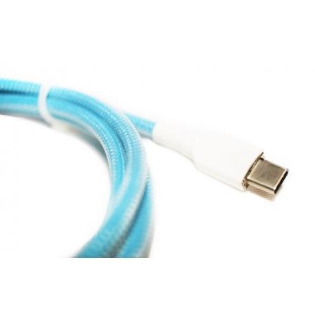 Winnja Custom Sleeved USB-C Cables