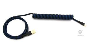 Coiled Double-sleeved GMK Hydro Cable