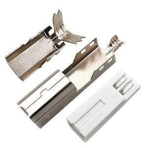USB B Metal
