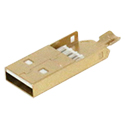 USB A Gold
