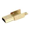 USB Mini Gold