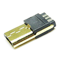 USB Micro Gold